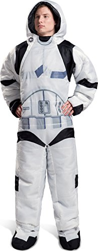 Selk'bag Adult Star Wars Wearable Sleeping Bag: Storm Trooper, Small -