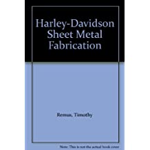 Harley-Davidson Sheet Metal Fabrication