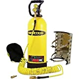Power Tank TP05-5150-YL CO2 Tank (5 LB Track Pack Package B System 250 PSI Team Yellow Power Tank), 1 Pack