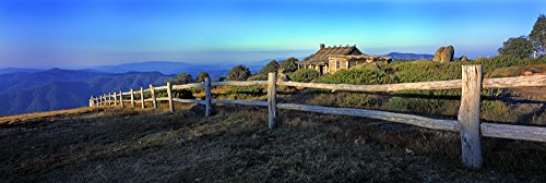 Craigs Hut, Victorian High Country - Fine Art Panoramic Landscape Photography - Decore for Home and Office