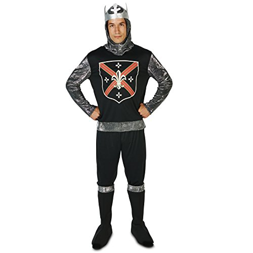 [Renaissance Knight Adult Costume XL] (Medieval Shirt Adult Costumes)