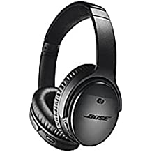 Bose QuietComfort 35 Wireless Headphones II - Stereo - Black - Wired/Wireless - Bluetooth - 29.5 ft - Over-the-head - Binaural - Circumaural - 3.93 ft Cable - Noise Canceling (Certified Refurbished)