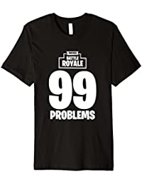 "Battle Royale ""99 Problems"" T-Shirt"