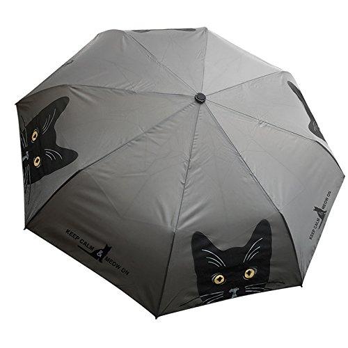 Naked Decor Meow On Umbrella by Naked Decor