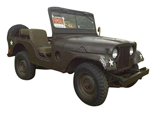1954 Jeep Willys CJ-3
