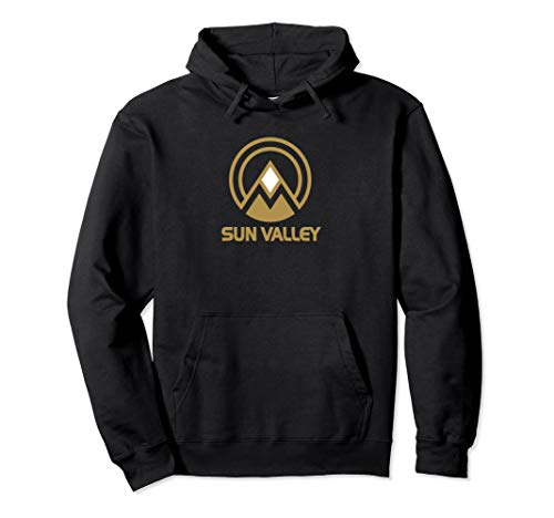 Sun Valley Hoodie Top - Idaho Ski Snowboard Fan