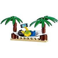 LEGO City Beachgoer MiniFigure: Boy in Hoodie (In Hammock...