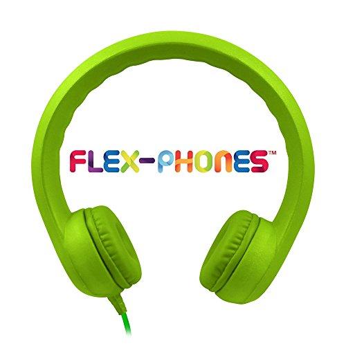 Hamilton Buhl Kid s Durable Foam Headphones Kindergarten Green Kids-GRN