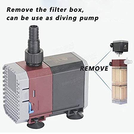 Amazon.com: Assyrian Sucker Cooler - Aquarium Oxygen Pump Filter Submersible Internal Spray Bar Filtration Fish Tank - Chump Armored Combat Vehicle Soft Car ...