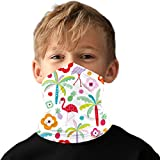 Little Boys Face Ski Mask Running Bandanas Sport