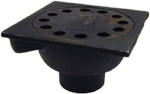 ANVIL INTERNATIONAL 135-102 6x6x2 CI Bell Trap