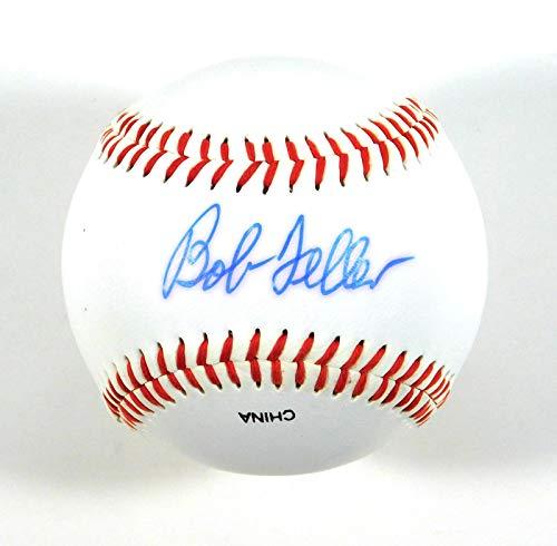 Bob Feller Signed Baseball - Rawlings Official League 201625 - Autographed Baseballs