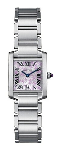 Cartier Women's W51031Q3 Tank Francaise Limited Edition