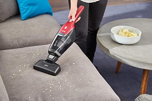 Amazon.com: Aeg - Wireless Stick Vacuum Cleaner Aeg CX7245AN 0,5 L 18 V Red: Clothing