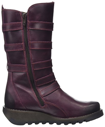 Fly London Seca860fly, Stivali Donna Viola (Purple)