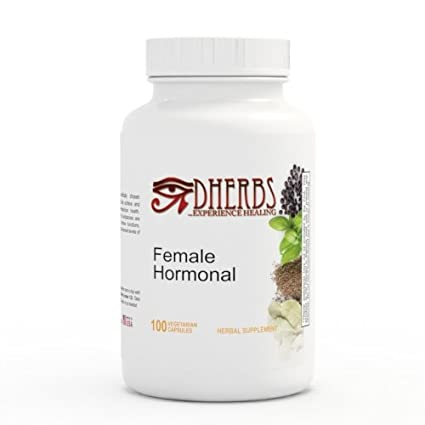 Review Dherbs Female Hormonal, 100-Count