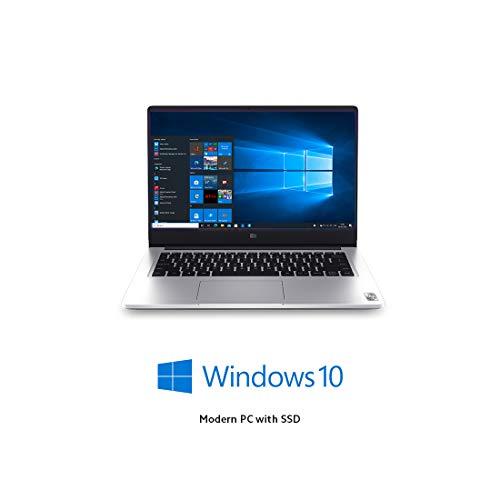 MI Notebook 14 (IC) Intel Core i5-10210U 10th Gen Thin and Light Laptop(8GB/256GB SSD/Windows 10/Intel UHD Graphics/Silver/1.5Kg), XMA1901-FL