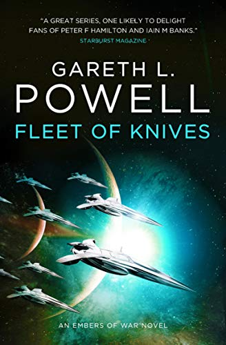 Fleet of Knives by Gareth L. Powell