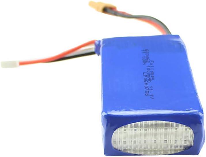 RONSHIN WLtoys XK X450.0022 Bater/ía 11.1V 1000mAh 20C