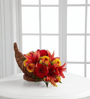 ftd-fall-harvest-cornucopia-by-better-homes-and-gardens