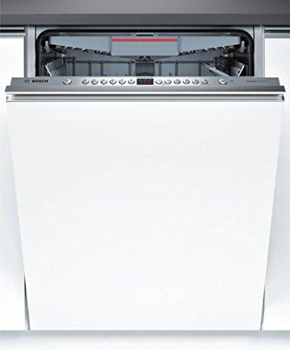 60 cm Bosch Serie 4 SBV46MX03E Totalmente integrado 14cubiertos A++ lavavajilla Totalmente integrado, Tama/ño completo , Acero inoxidable, Botones, Fr/ío, 14 cubiertos Lavavajillas