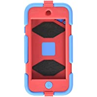 Griffin Blue/ Red Survivor All-Terrain Case + Belt Clip for iPod touch (5th/ 6th gen.) - Extreme-duty case