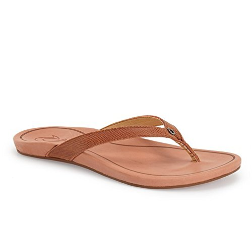 Olukai Hiona Slipper - Stoffig / Roze / Stoffig Roze Voor Dames