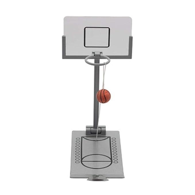 Mini juego de baloncesto Juego de mesa de baloncesto en miniatura ...