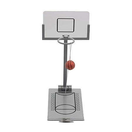 Juego de Mesa de Interior Mini Juego de Mesa de Baloncesto en ...