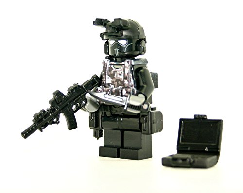 Modern Brick Warfare Call of Duty Ghost V2 Custom Minifigure