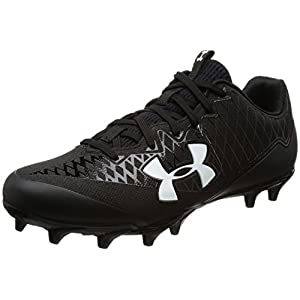 Under Armour Men's UA Nitro Select Low MC Black/White 11 D US