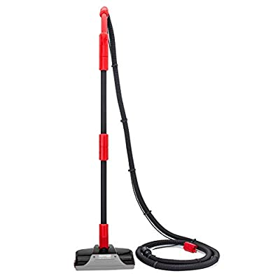 Rug Doctor 93261 Floor Tool Head Motorized Brush with Squeegee and Suction Attach to Pro Deep Machine to Remove Stains and Odors from Hard Surfaces Extension Wand and 12 Foot Hose Included, Red