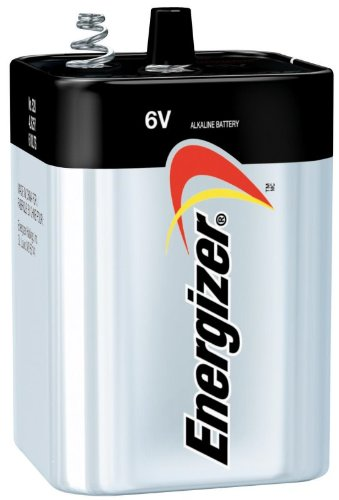 (6-Pack Energizer Lantern Batteries Alkaline 6V 529 6 Volt Spring Flashlight )