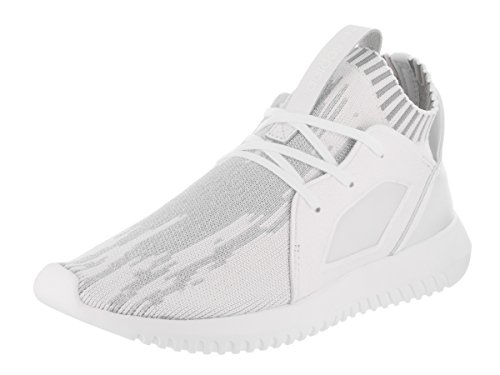 adidas Womens Tubular Defiant PK W Originals Running Shoe White Ftw / Running White