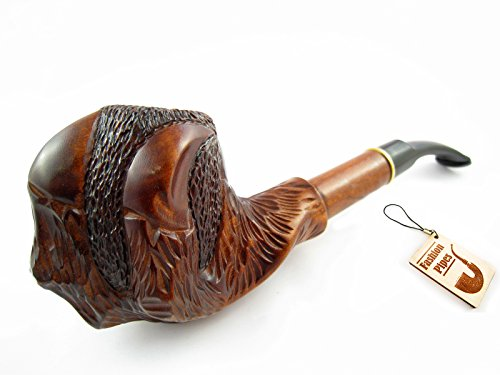 Pipe Claw (SALE, Fashion Decorated Tobacco Smoking Pipe Carved Pear Root