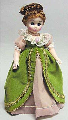 Madame Alexander #1338 Lady Hamilton 12 Inch Doll Portraits of History