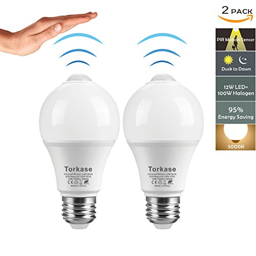 Led Light Bulb With Photocell in Florida - 2