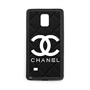 DIY phone case chanel cover case For Samsung Galaxy Note 4 N9100 JHDSQ2636