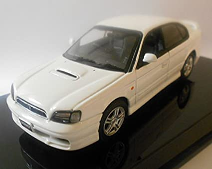 Amazon Com Die Cast Model Subaru Legacy B4 1 43 Scale Toys Games