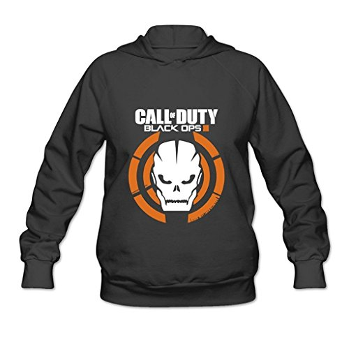 Braitree Mens Hoodie Call Of Duty Black Ops III 3 Black