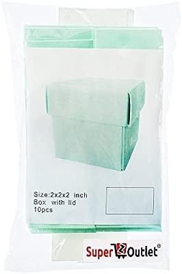 Amazon.com: Pequeñas cajas de regalo estilo Robins ...