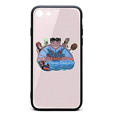 Coney Island Mermaid Parade Festival Cute Phone Case iPhone 7/8 Protective Cell iPhone 7 Covers 8