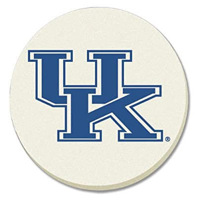 NCAA Kentucky Wildcats Absorbent Coaster - Pack Of 4