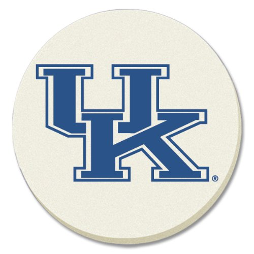 NCAA Kentucky Wildcats Absorbent Coaster - Pack Of 4