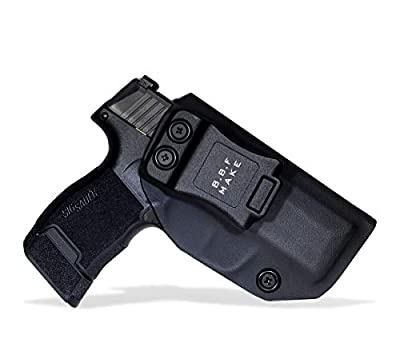 B.B.F Make IWB KYDEX Holster Fit: Sig Sauer P365 | Retired Navy Owned Company | Inside Waistband | Adjustable Cant | US KYDEX Made