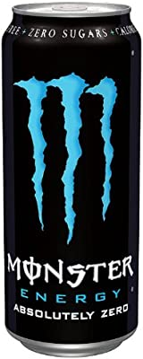 Monster Lo-carb Energy Can 500 Ml (pack Of 12): Amazon.es: Electrónica