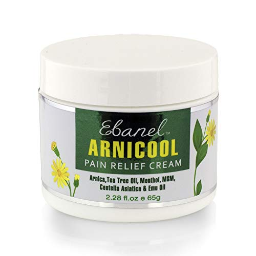 Pain Relief Cream for your sore muscles and more