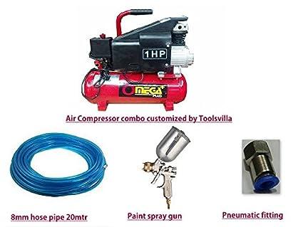1ffc664126 Omega Matrix Reli Power Toolsvilla AJEX elephant AutomaticPlastic Portable  Air Compressor for Spray Painting