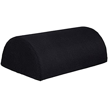 Foot Rest Cushion To Relieve Knee Pain, Tired, Aching & Sore Feet. Reduce Deep Vein Thrombosis During Travel. Ideal For Office and Home. High Quality Anti Slip Cover.
