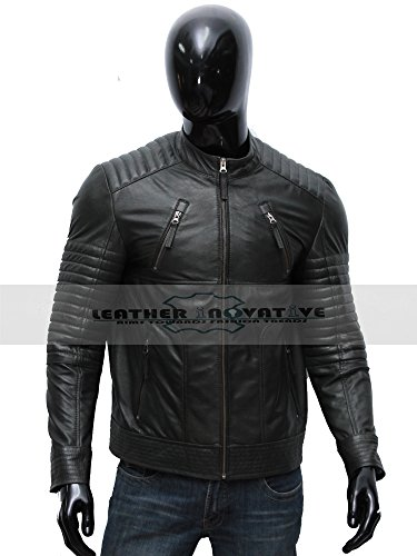 Mens Biker Style Jackets - 6
